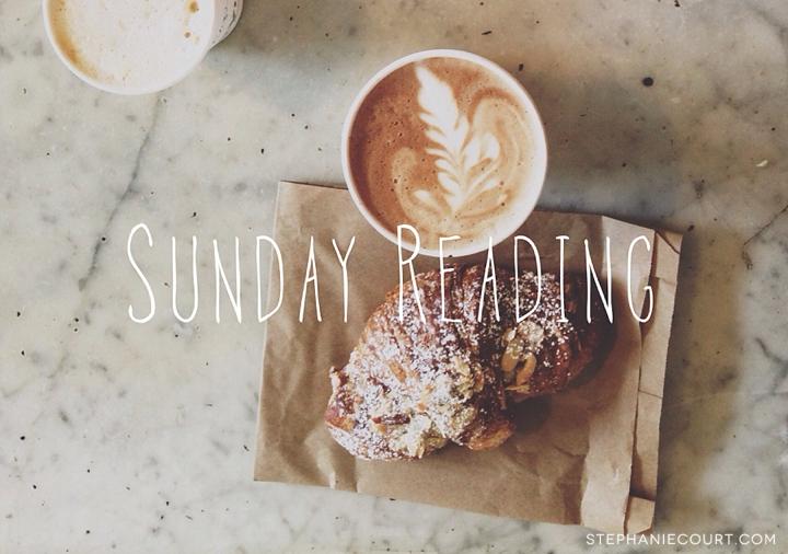 sunday reading link list on twentieth street