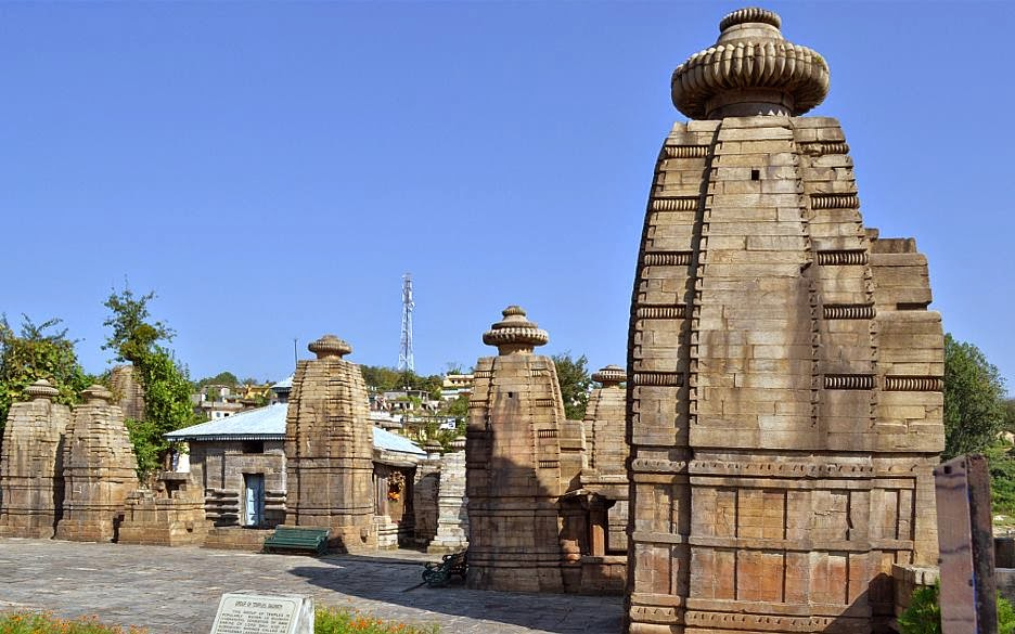Baijnath Temple in Bageshwar