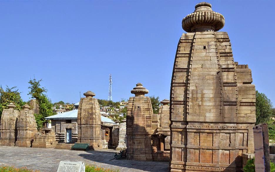 Baijnath Temple in Bageshwar
