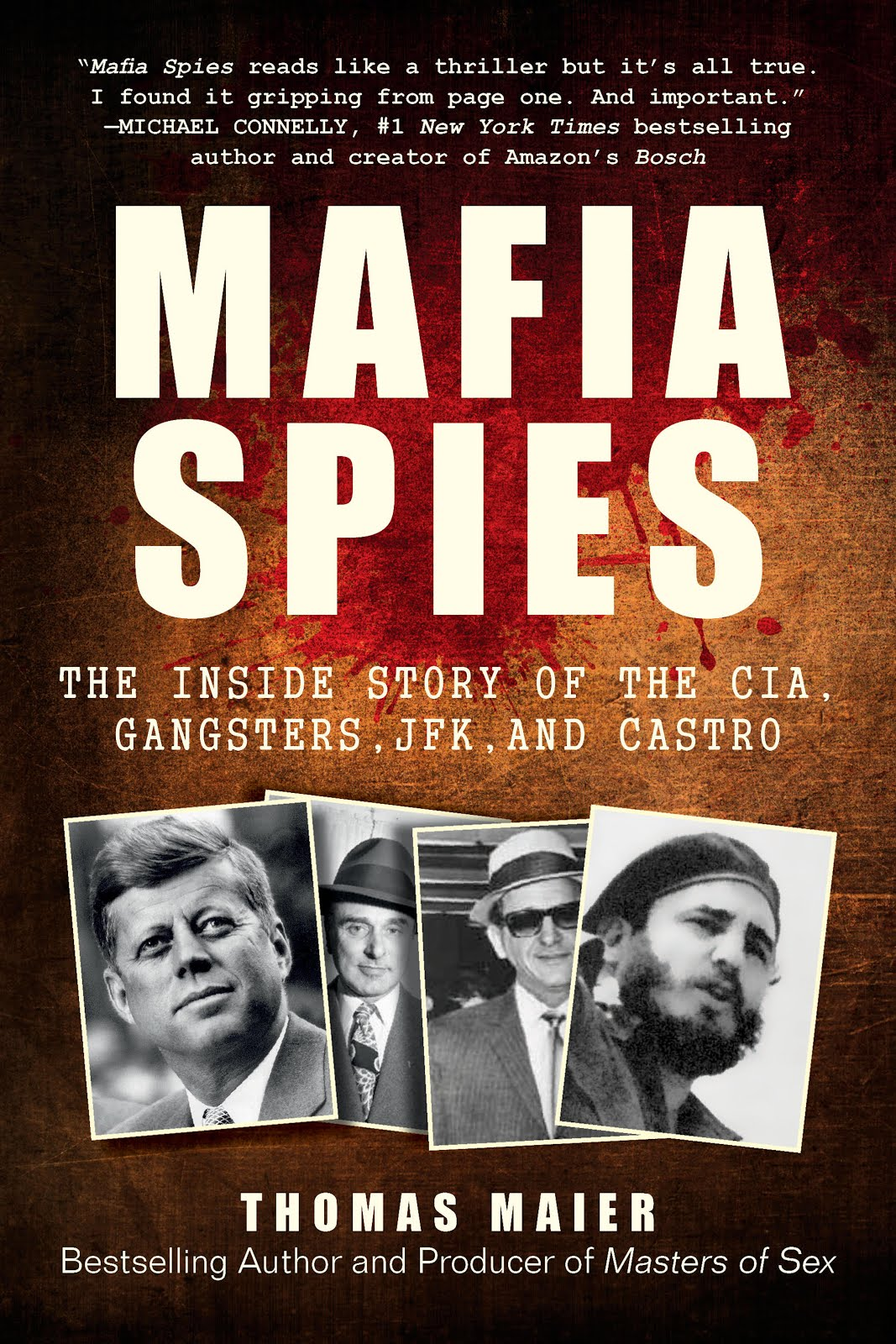MAFIA SPIES by Thomas Maier