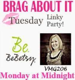 Brag About It Tuesday Party
