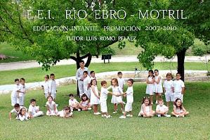 AQUÍ ESTAMOS.INFANTIL 2007/2010