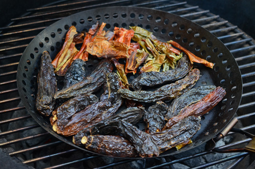 fire toasted chiles
