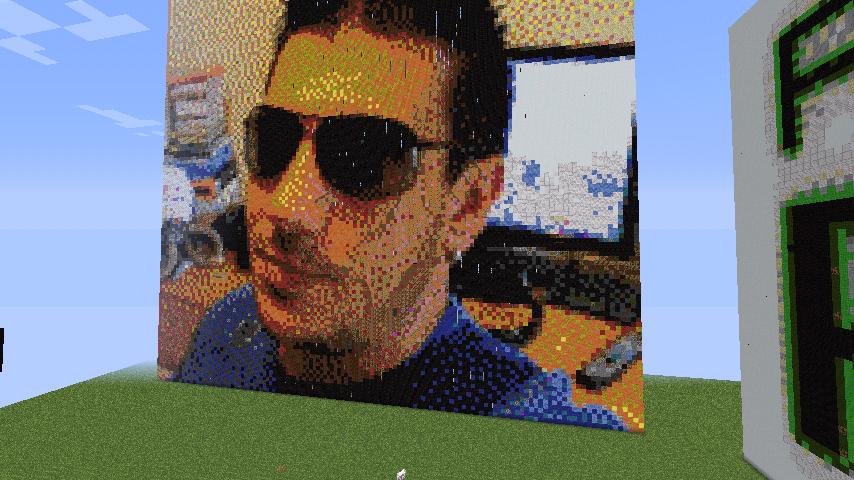 o melhor pixel art do mundo