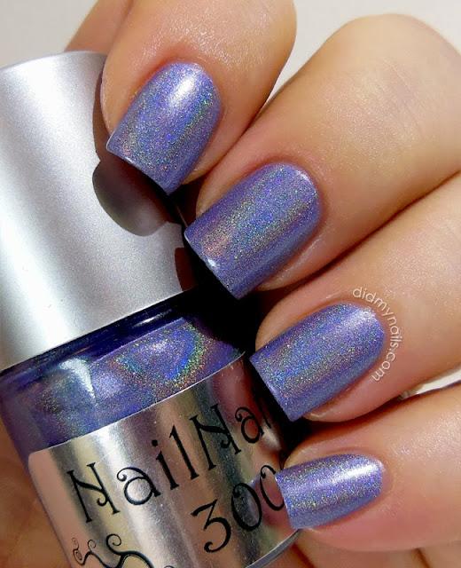 NailNation 3000 Parma Violet swatch