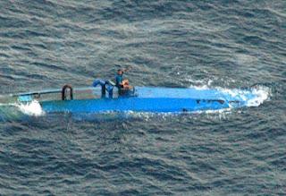 Submarinos del narcotráfico