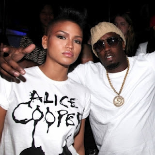 cassie and diddy sidechic image