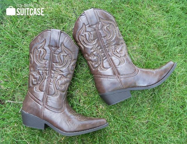 target cowboy boots