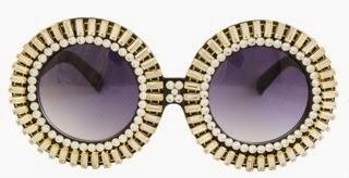 The Crystal Cult's Swarovski embellished sunglasses