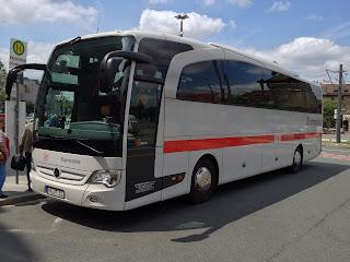 Fernbus + Bus: Schöner reisen mit dem Bus Fernbusreisen liegen im Trend, doch der ZOB platzt aus allen Nähten – jetzt wird er umgebaut, aus Berliner Morgenpost