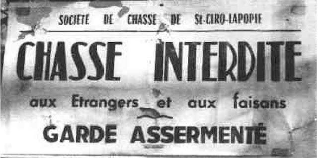 Chasse Interdite...