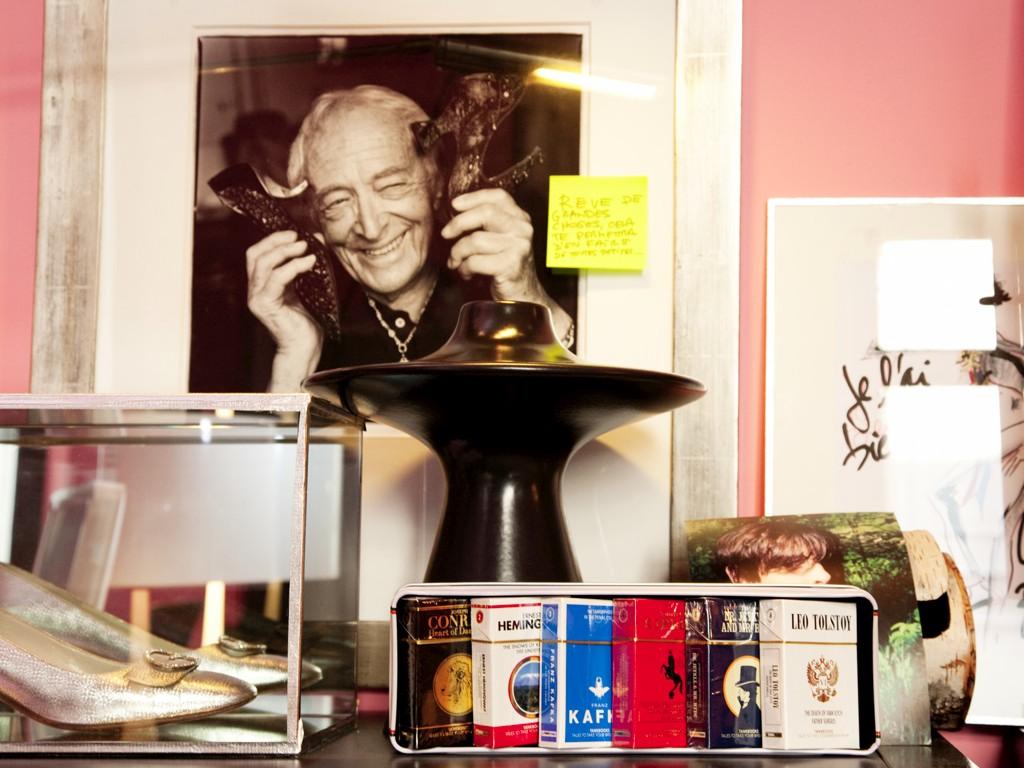 Style musings home stead in s de la fressange - En la casa de ines ...