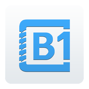 B1 Free Archiver 1.5.86 Full Download