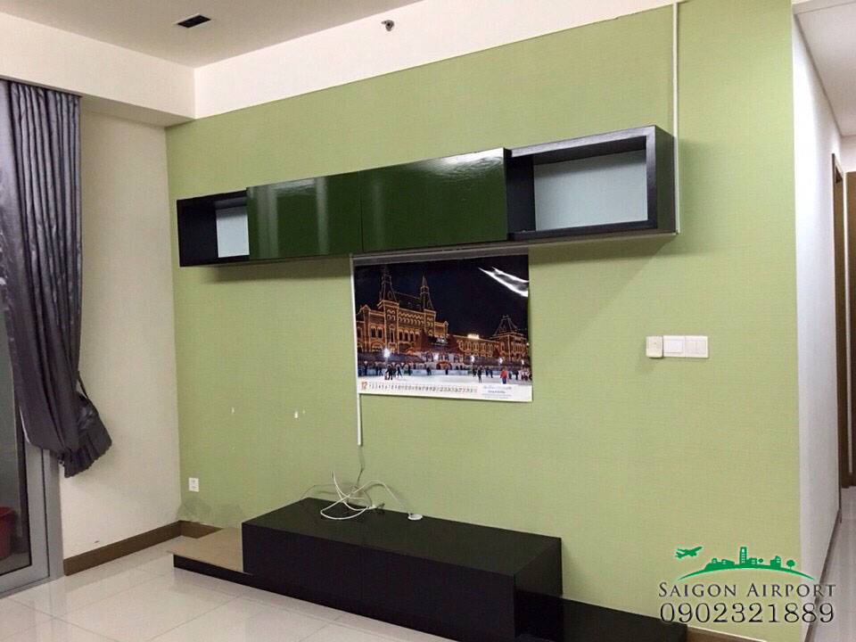 Cho thuê căn hộ Saigon Airport 2016 căn hộ có 2PN rộng