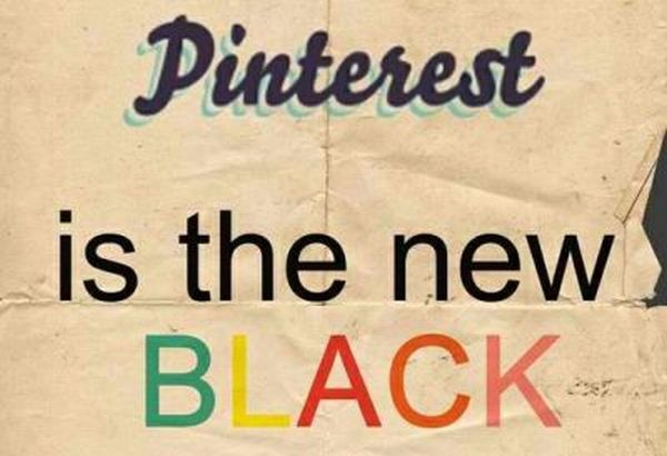 Pinterest is the New Black