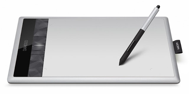 Bamboo Drawing Tablet