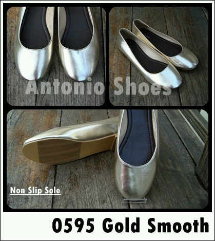 Aneka model sepatu sandal wanita murah,sandal wanita terbaru model Gold Smooth