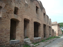 Ancient Roman Houses in Rome