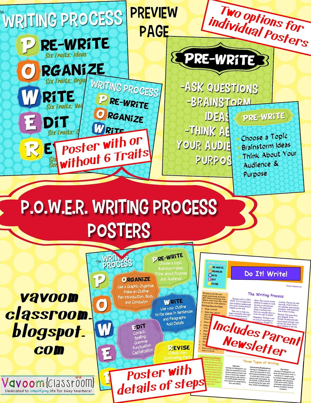 power writing process Writing with power: techniques for mastering the writing process by peter elbow in djvu, doc, epub download e-book.