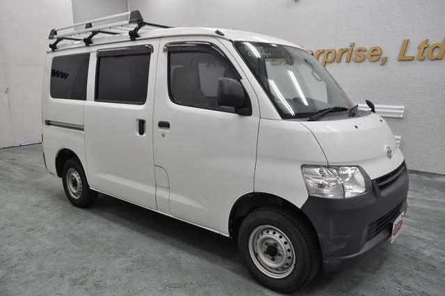 japanese vehicles to the world 2008 toyota townace dx for