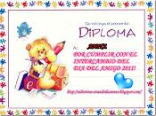 Mi primer diploma!!!