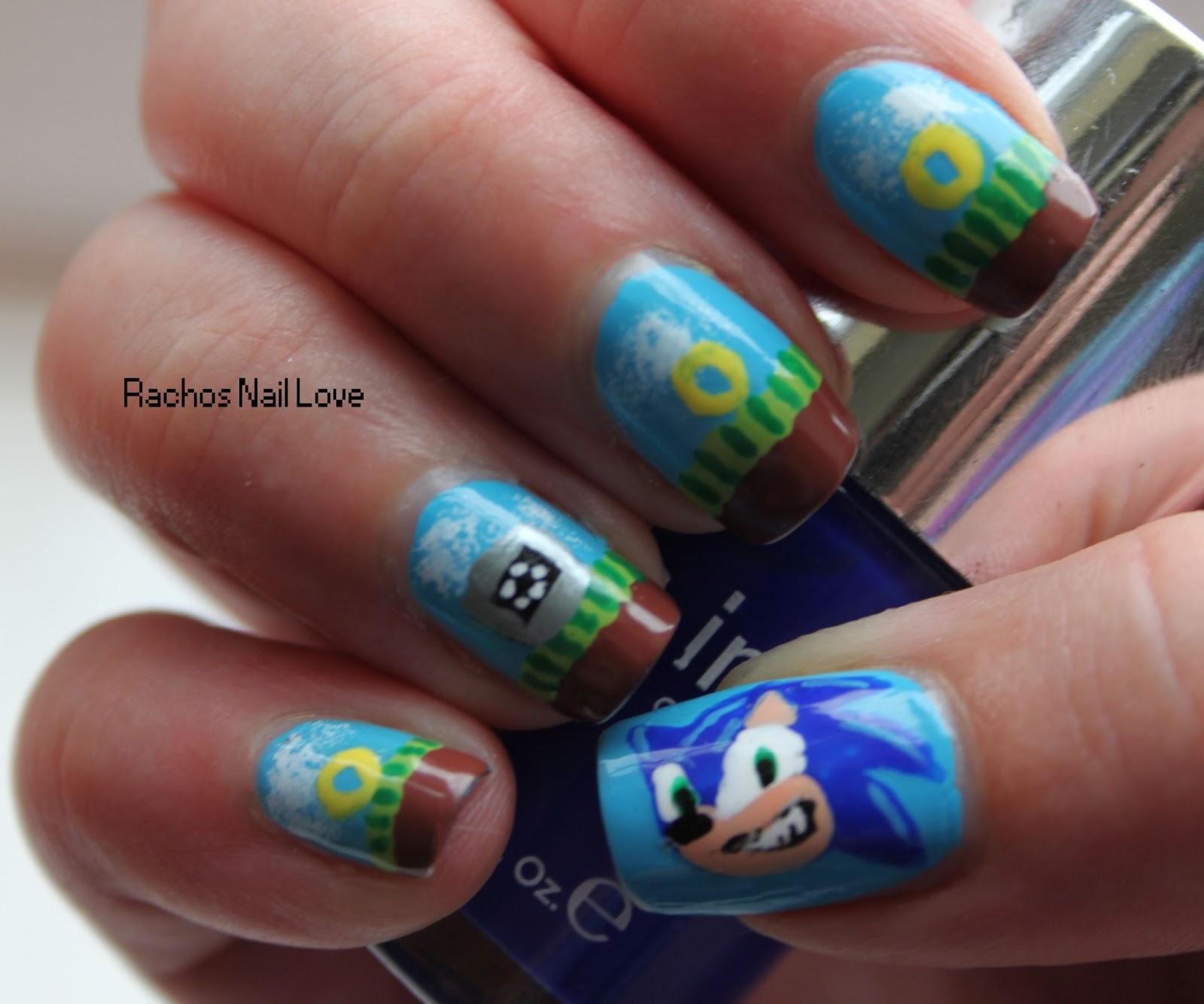 Nail Art Games For Free: Racho's Nail Love: Nail Art Challengez