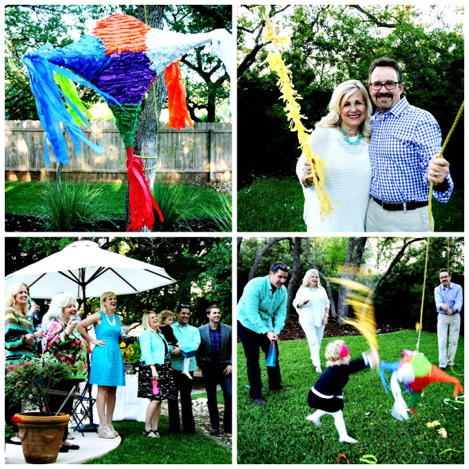 The Holland House: Piñata Fun