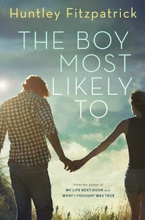 The Boy Most Likely To book cover