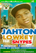 "Click Banner to Listen and Download ""Low Key"" by Lagos Artist JAHTON"