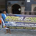 Kaos Olahraga Motif Cendrawasih | Kaos Voli | Regar Sport