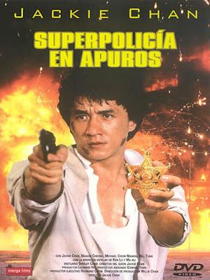 Superpolicía en Apuros (Police Story 2)