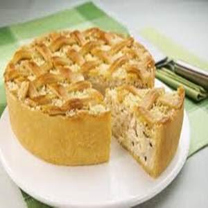 Como fazer Torta de Palmito