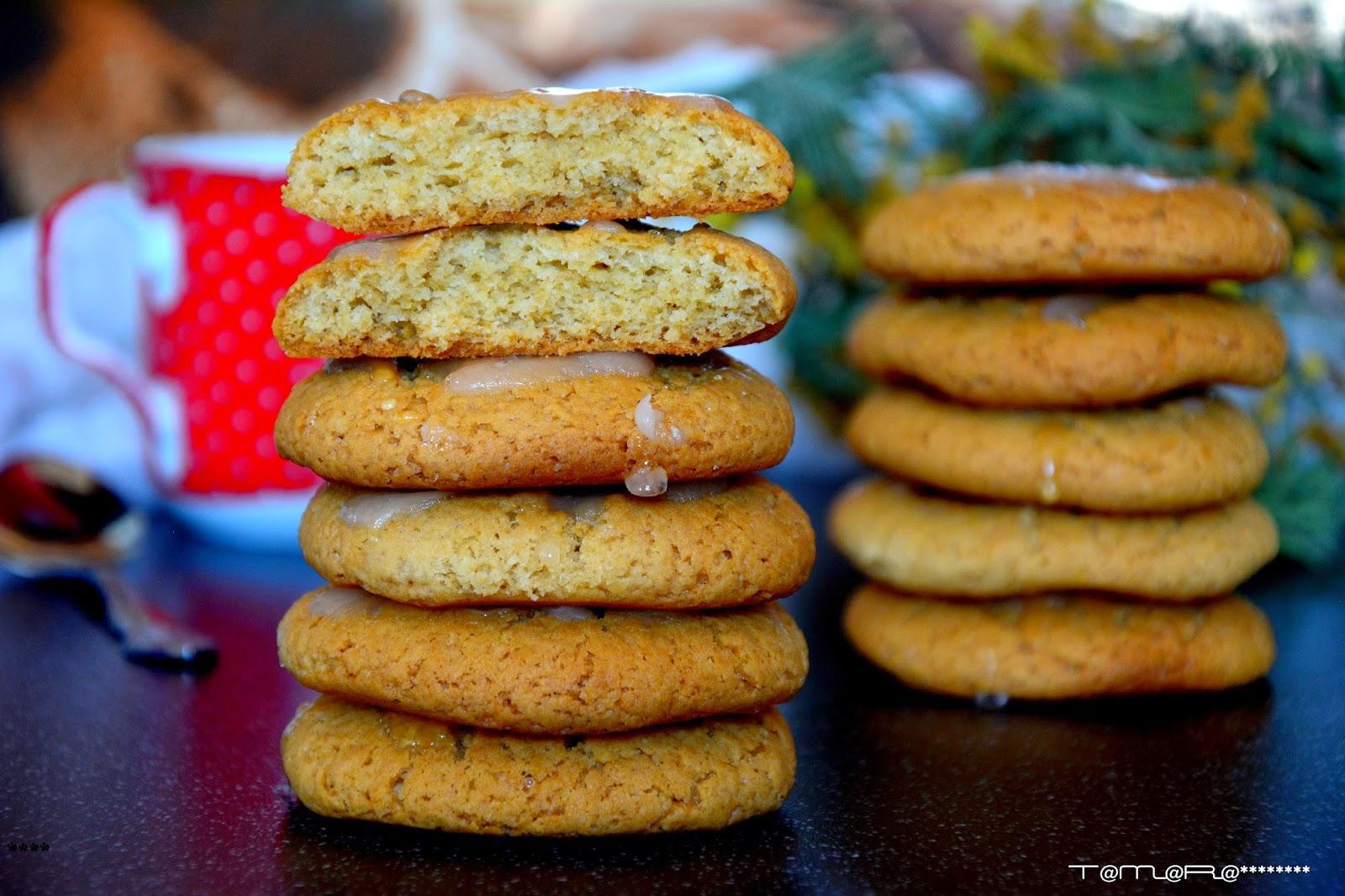 Печенье из овсянки рецепт пошагово в духовке