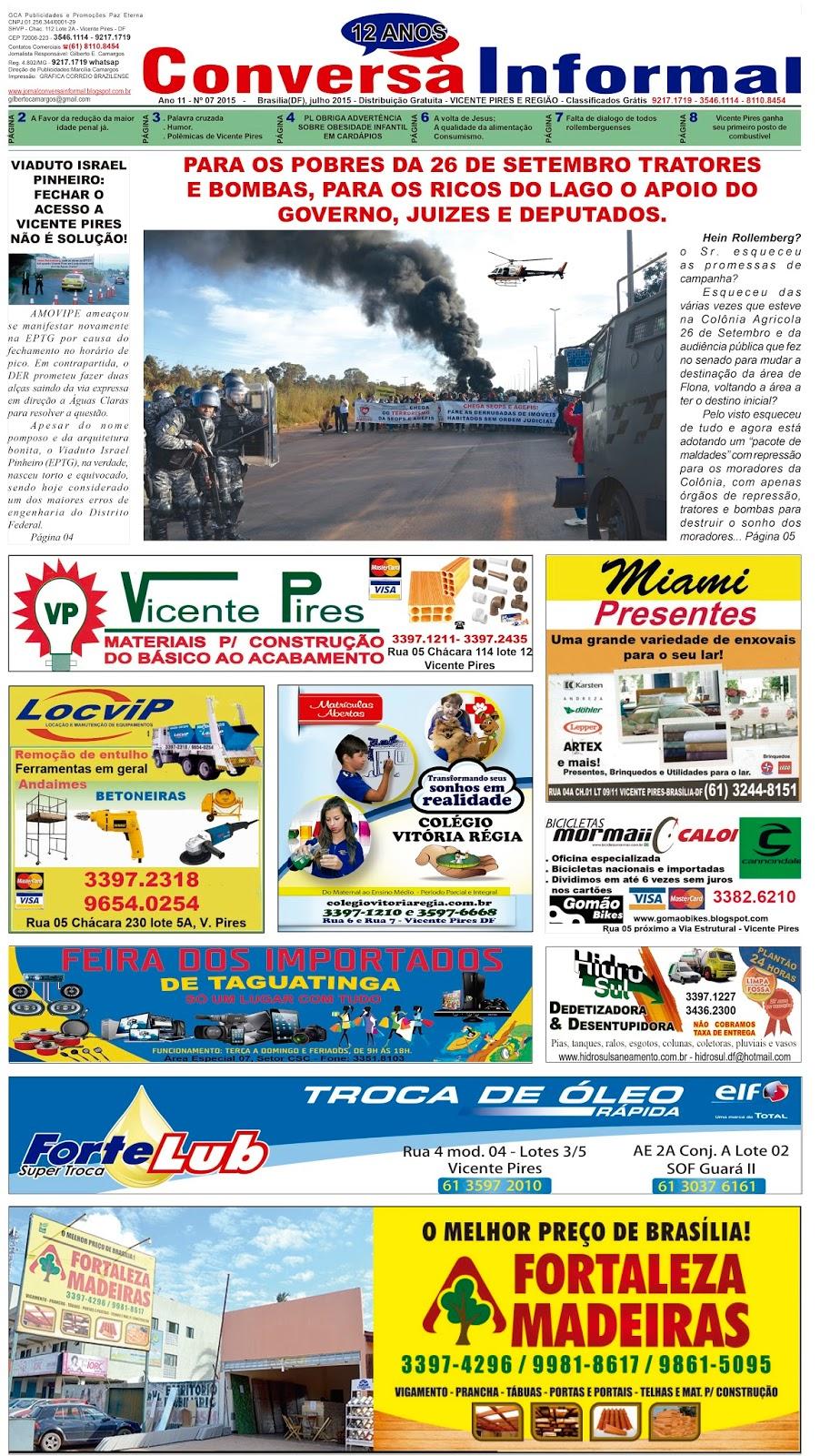 Jornal - Edição junho 2015