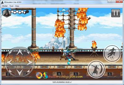 KEmulator-Assassin's Creed Screenshot