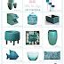 Stores Round Up #01 Turquoise - Volta nas Lojas #01 - Turquesa