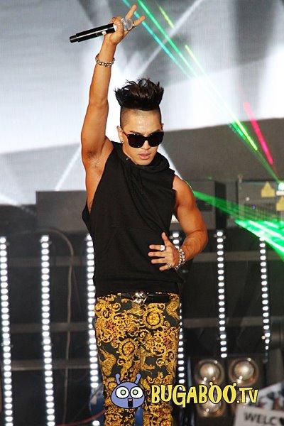 BIGBANG Yamaha Concert Thailand