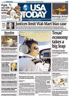 Στην πρώτη σελίδα!<br>He&#39;s front and center!