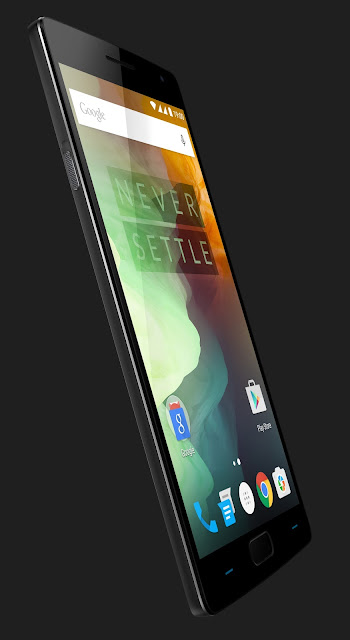 OnePlus 2 features an alert slider