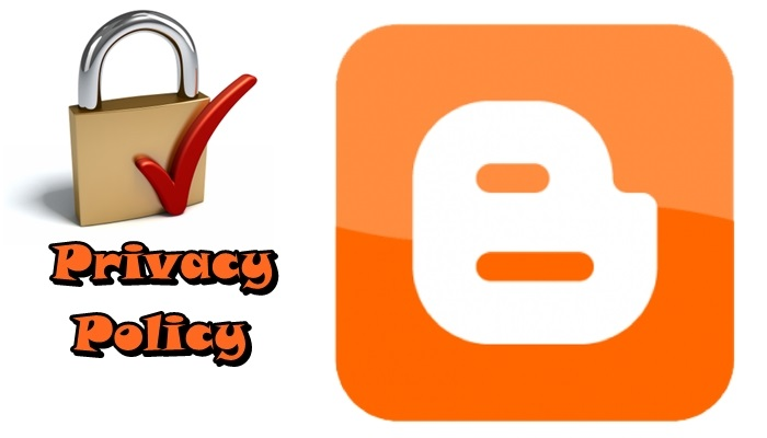 Blogger Privacy Policy
