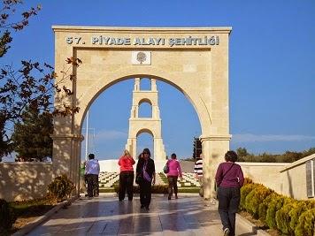 13 Ağustos Çanakkale Şehitlik Turu