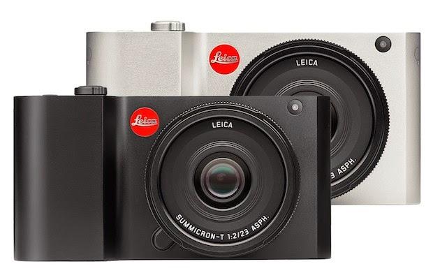 Fotografia della Leica T