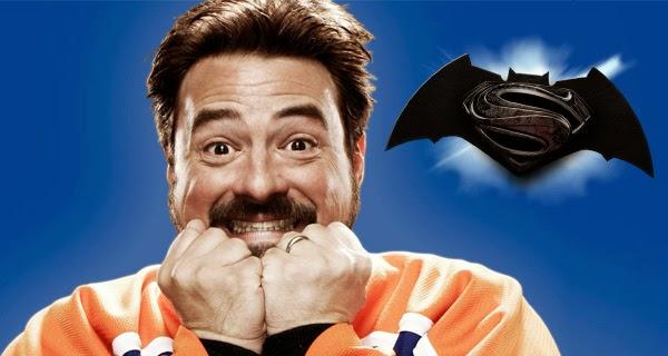 Kevin Smith habla de Batman V Superman