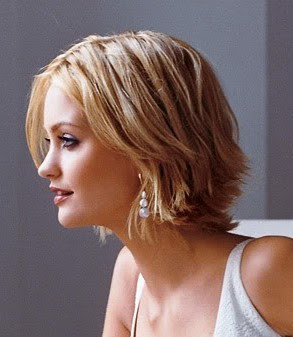 Medium Short Hairstyles 2013