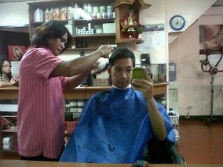 Day 267: New Haircut