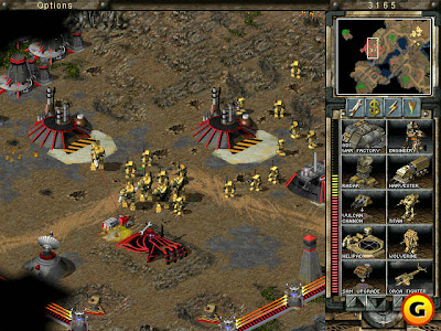 Download Games PC Command & Conquer Tiberian Sun Firestorm