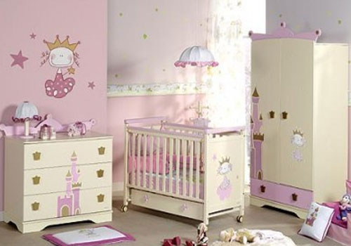 Como decorar un dormitorio de bebe decoracion tips - Decorar dormitorio bebe ...