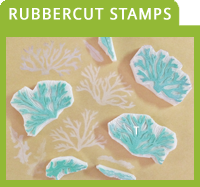 RUBBERCUT STAMPS