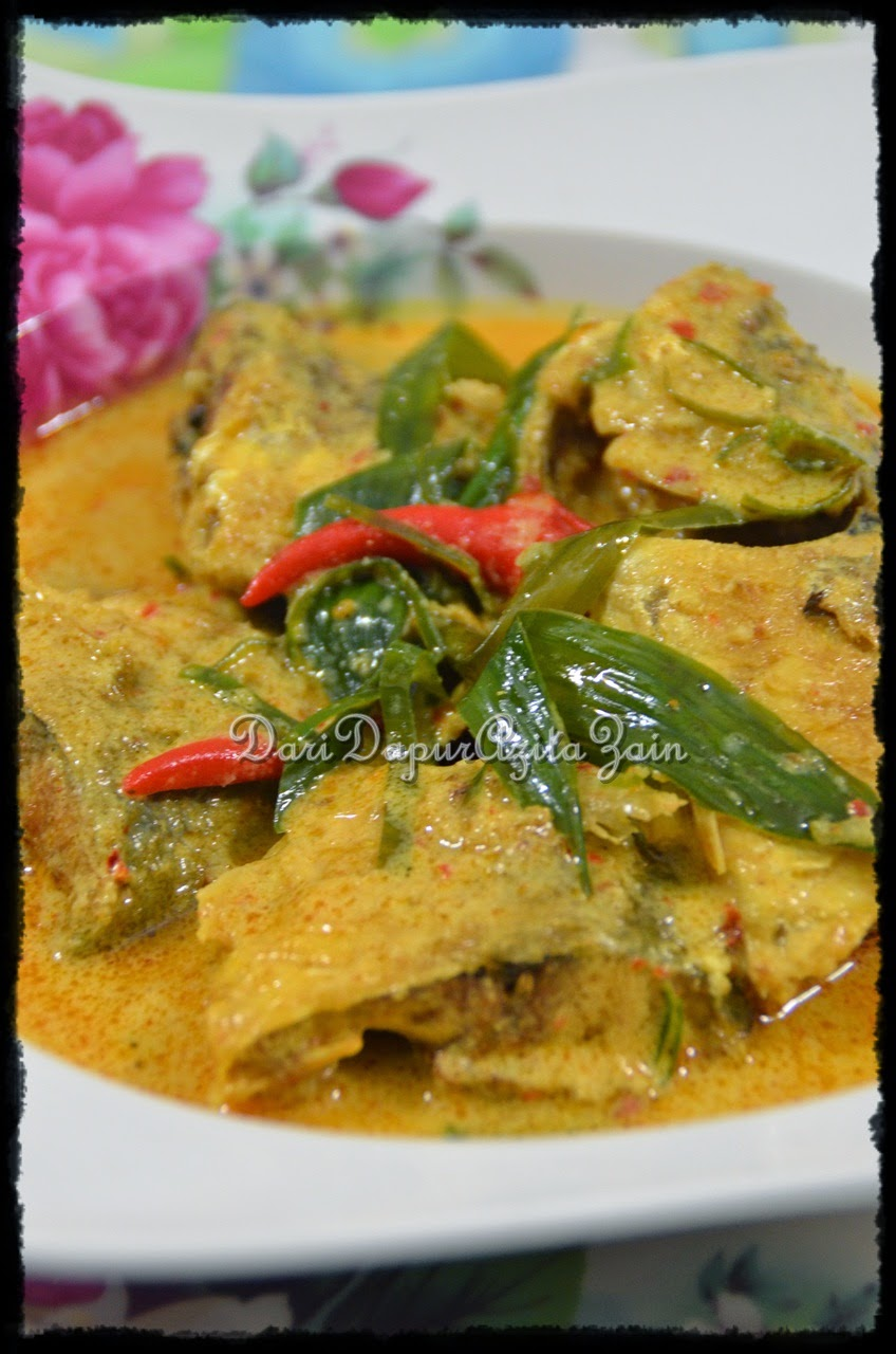 Resepi Ikan Selar Masak Lemak Kuning Copd Blog N