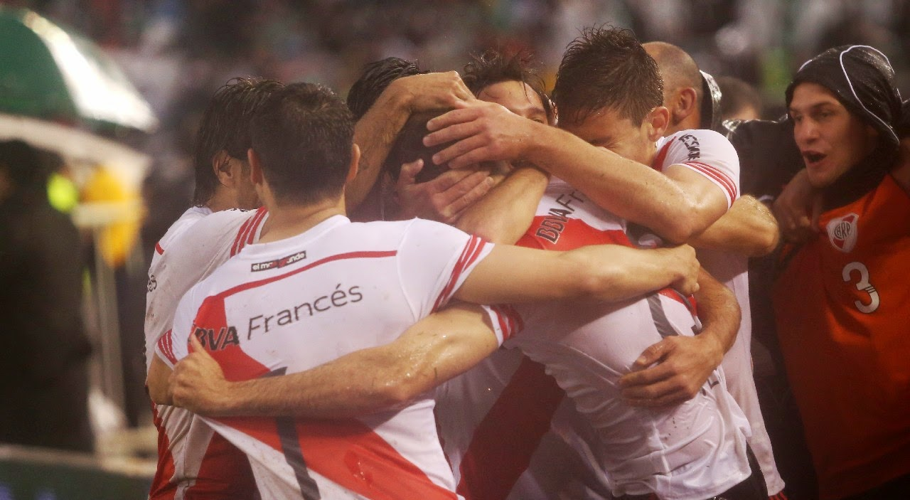 Pezzella, Gol, River Plate, River, superclasico, Boca, Boca Juniors, Torneo Transición, 2014,